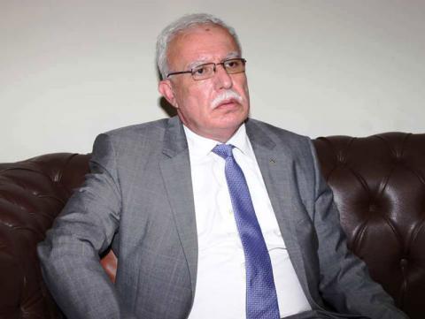 المالكي ضيف و ممثل فلسطين في  القمة الإفريقية